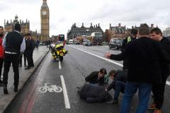 В центре Лондона совершен теракт