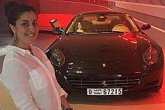 Мошенницы из банка были задержаны покупая Ferrari