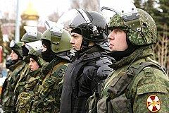 День Росгвардии впервые отмечается в России