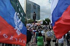 За принятие ДНР и ЛНР в состав России выступают 24% россиян