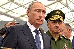 По указу Путина увеличена численность Вооруженных сил России