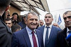 Назад в Россию? Бибилов хочет провести референдум в Южной Осетии
