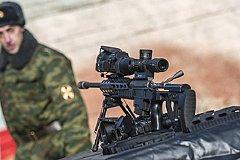Суперточная винтовка появится у российских снайперов