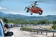 Открыт прием заказов на первый серийный аэромобиль