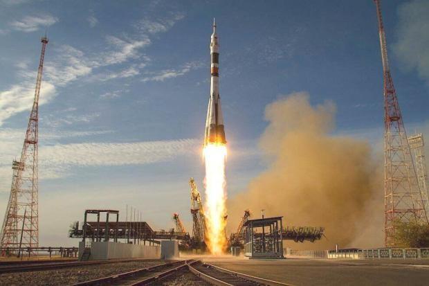 Космодром: «Байконур». Фото: вип-полеты.рф