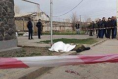 В Армении убит российский военнослужащий