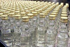 Казахстанский спирт пытались незаконно провезти в Оренбург