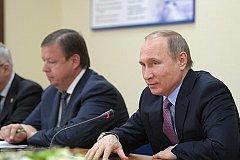 Путин: Рубль продолжит плавать
