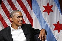 Обама выступил перед народом впервые после выборов