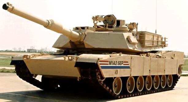 Американский «Абрамс» М1А2