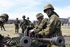 Крупные учения НАТО начались в Эстонии