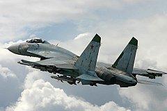 Над Черным морем российский Су-27 «поздравил» американцев с 9 мая
