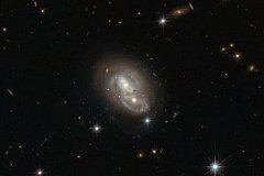 Ученые обнаружили новые галактики