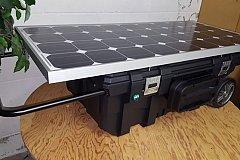 1000-ваттные солнечные генераторы Orion Sun превзошли топливные аналоги