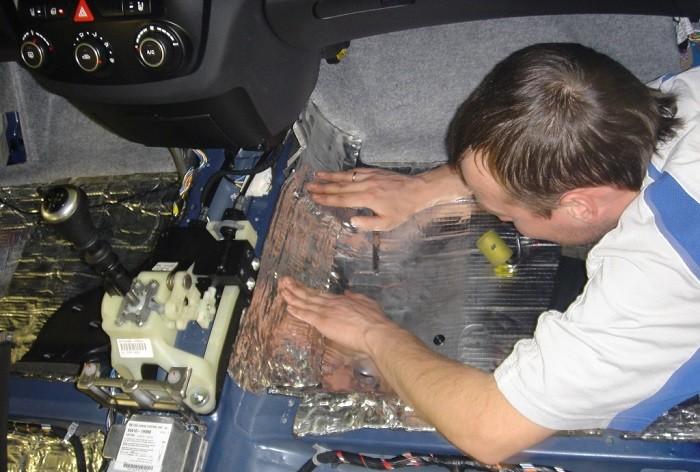 Уникальный материал для шумоизоляции в авто запатентовали мордовские ученые фото 2