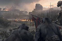 «Планету обезьян» покажут в июле. ВИДЕО-ТРЕЙЛЕР