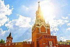 На Москву идет жара