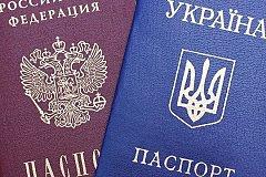 Украина вводит визовый режим для России. Вводит, да никак не введет