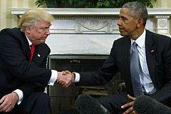 Антроссийские санкции. Команда Обамы против команды Трампа