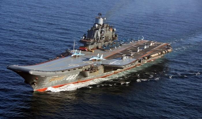 Ремонт «Адмирала Кузнецова» еще неначался, ауже подорожал вдвое