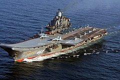 50 млрд рублей на ремонт «Адмирала Кузнецова»