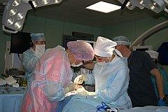Ростовские онкохирурги удалили трехлетнему ребенку крупную опухоль челюсти и установили протез