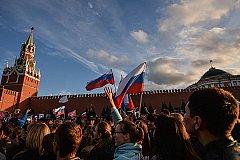 В 19 парках Москвы пройдут праздничные мероприятия ко Дню России