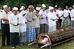 Почему мусульмане хоронят умерших до заката?
