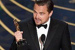 Ди Каприо вернул «Оскар»