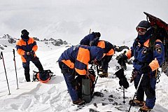 На Эльбрусе пропал альпинист из США
