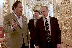 Фильм «Интервью с Путиным» массово удаляют с сайтов