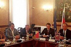 Воронеж будет сотрудничать с Италией