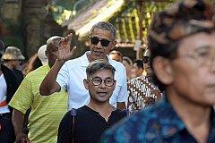 Отпуск Обама проводит в стране своего детства