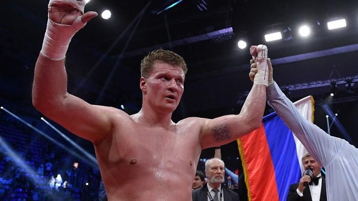 Руденко перевесил Поветкина на4 килограмма