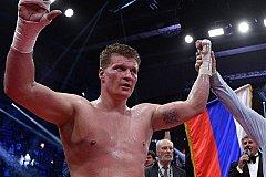 Александр Поветкин одержал победу над Андреем Руденко