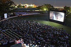 Фильмы в Москве будут показывать в летних кинотеатрах