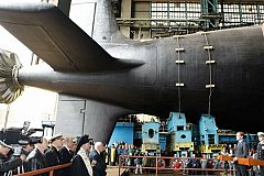 Для российских подлодок создадут бесшумные торпедные аппараты