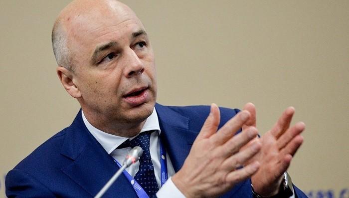 Министр финансов РФ Антон Силуанов. Фото:  ria.ru