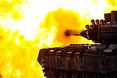 Дебют «Снайпера» в Сирии: У «Абрамсов» нет шансов