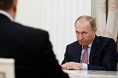 Путин: «откуда такая борзота, такое хамство по отношению к людям»