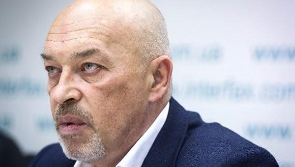 Георгий Тука. Архивное фото: rian.com.ua