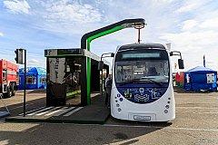 Белорусские электробусы будут ездить по Свердловской области