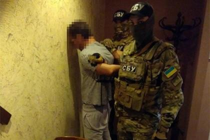 Кадры задержания подозреваемого. Фото: lenta.ru