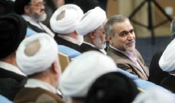 Брат президента Ирана Хасана Роухани Хуссейн Ферейдун. Фото: rian.com.ua