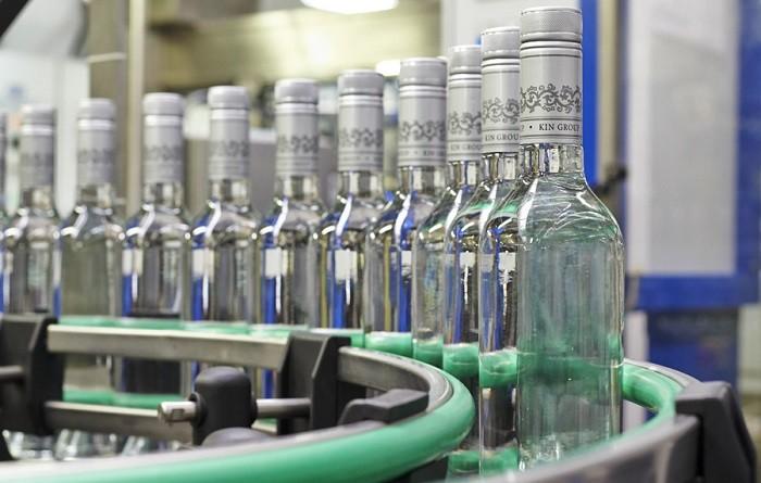 РФ вданном полугодии увеличила выпуск водки на20%
