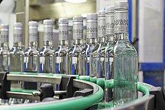 За полгода производство водки в России выросло на 20%