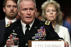 Генерал Пентагона считает незаконным нахождение военных США в Сирии