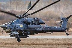 Модернизированный вертолет «Ночной охотник» появится в войсках в 2018 году