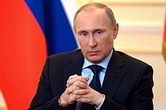 Браслет для измерения уровня стресса протестировали на Путине