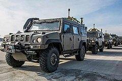 Военные России впервые доставили гумпомощь вооруженной оппозиции в Сирии